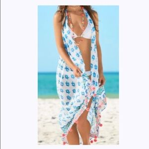 Lilly Pulitzer Waterside Wrap - one size